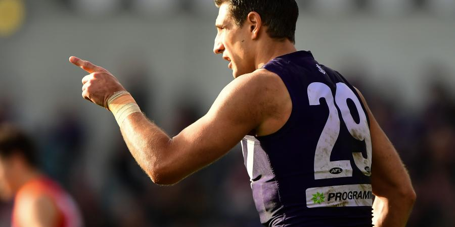Pavlich leaves AFL with no regrets