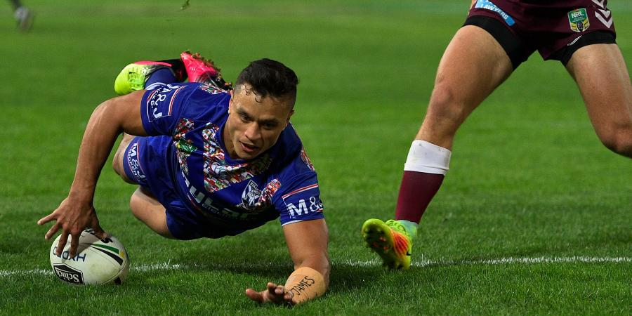 Perrett fighting to get back on NRL field