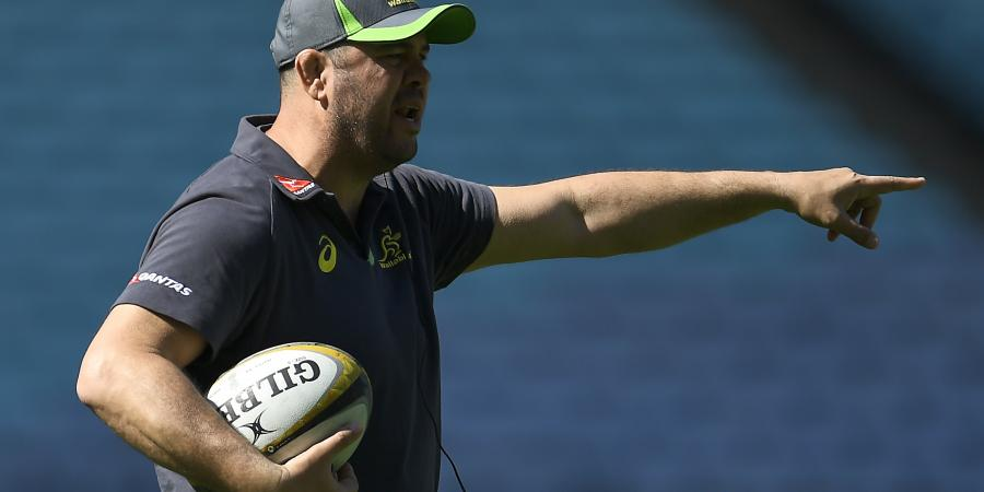 Cheika mulls Wallaby inside-centre options