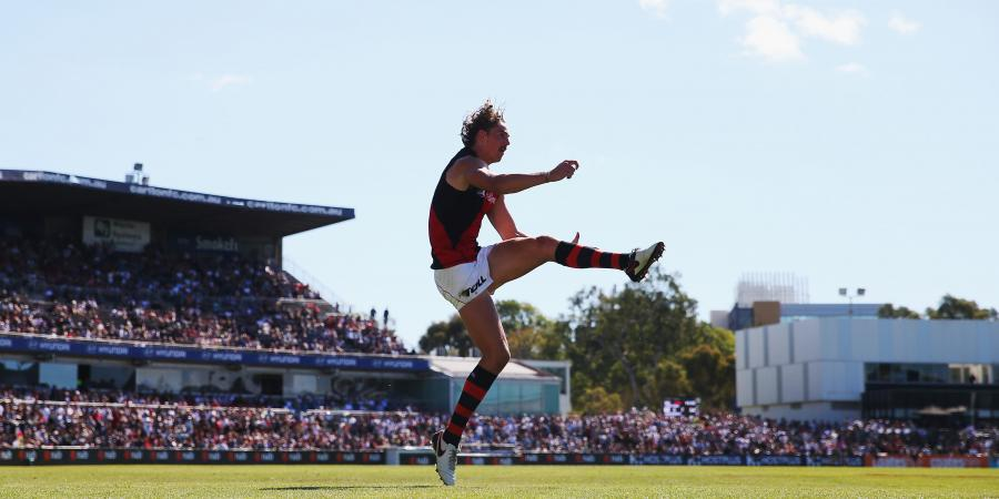 Coach OK with Daniher set-shot AFL routine