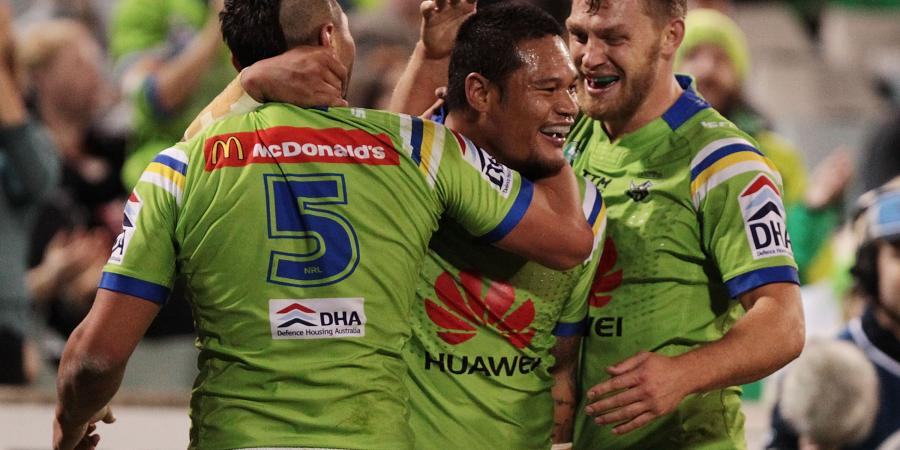 Canberra pair ready for rep footy: Papalii