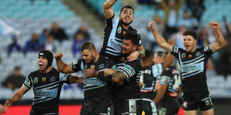 Ignore the haters, Ennis tells Sharks