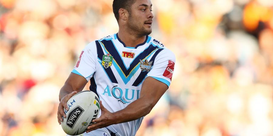 Hayne to start at fullback for Titans