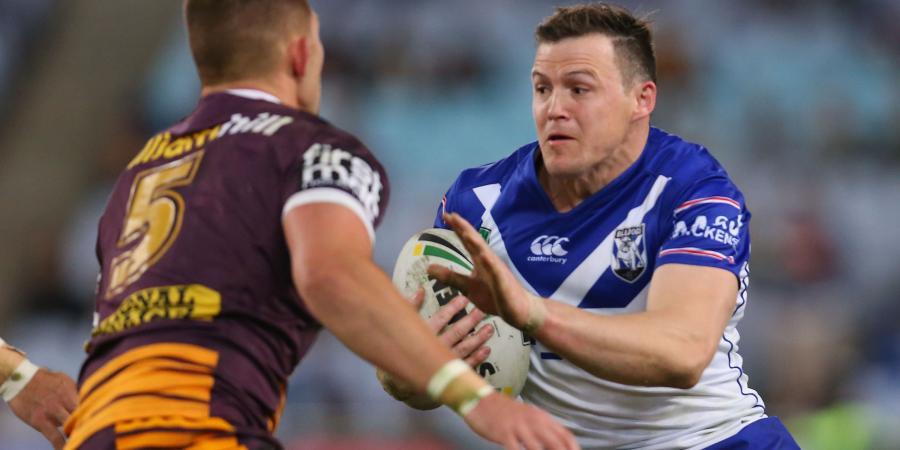 Bulldogs in cover for Hopoate NRL absence
