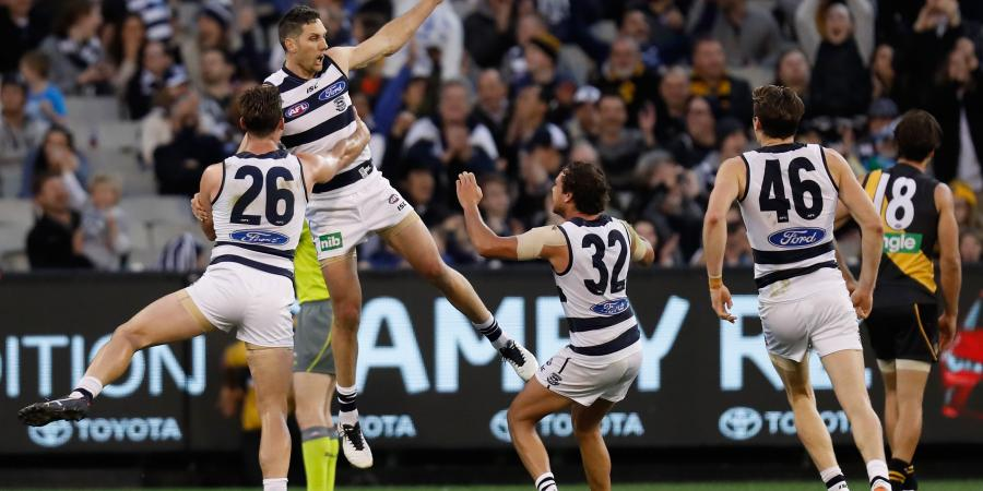 Taylor wants Cats finals played in Geelong