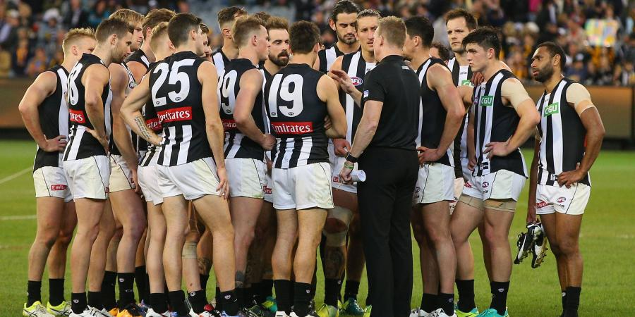 Magpies will be back with bang: Buckley