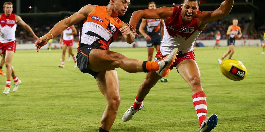 ANZ Stadium an equaliser in AFL final: GWS