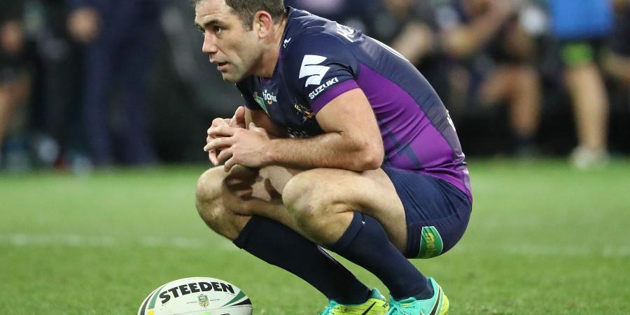 Storm skipper unhappy with NRL penalties