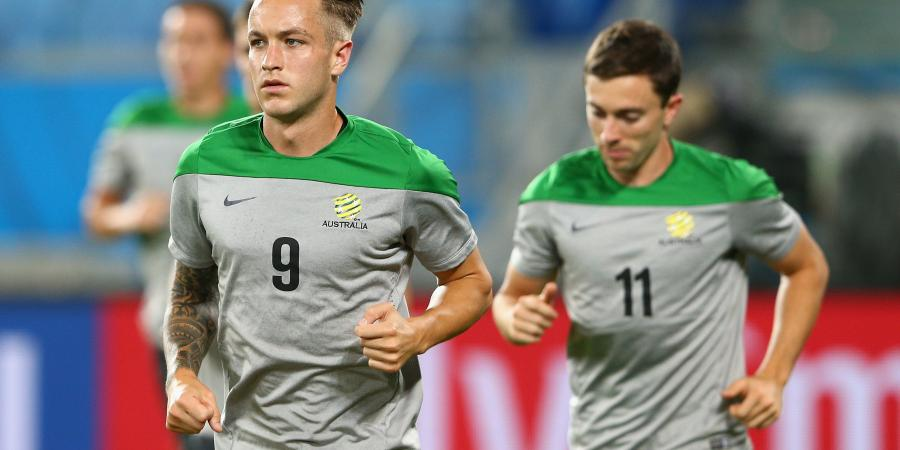 Socceroo Taggart eyes long road back