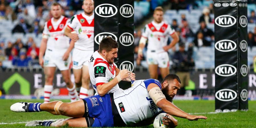 Kasiano NRL suspension could help Bulldogs