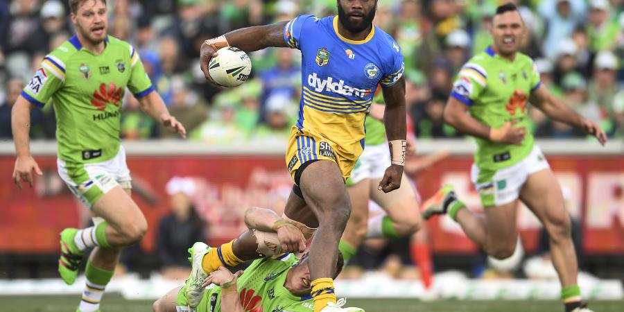 Radradra right to play for 'Roos: Jennings