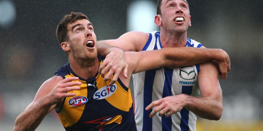 Eagle Barrass ready for Boyd AFL showdown