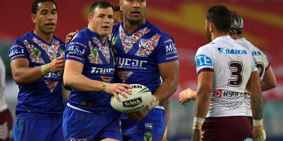 Bulldogs to bank on NRL finals experience