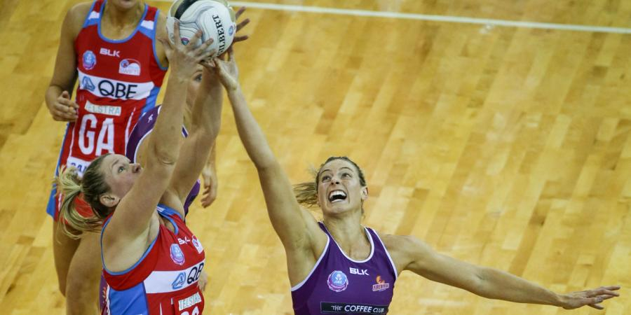 Netball Australia rule out two-point shot
