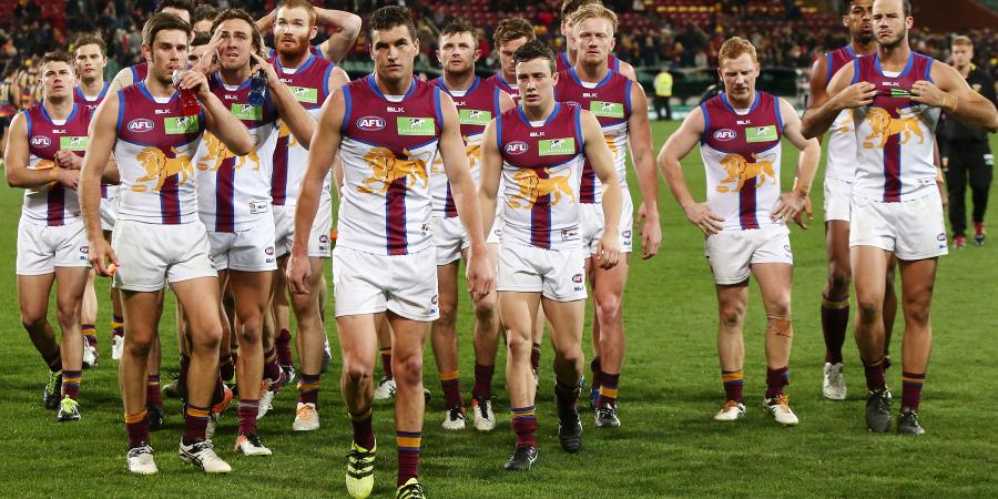 Brisbane need AFL youth overhaul: Rockliff