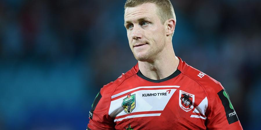 Creagh to get St George NRL farewell