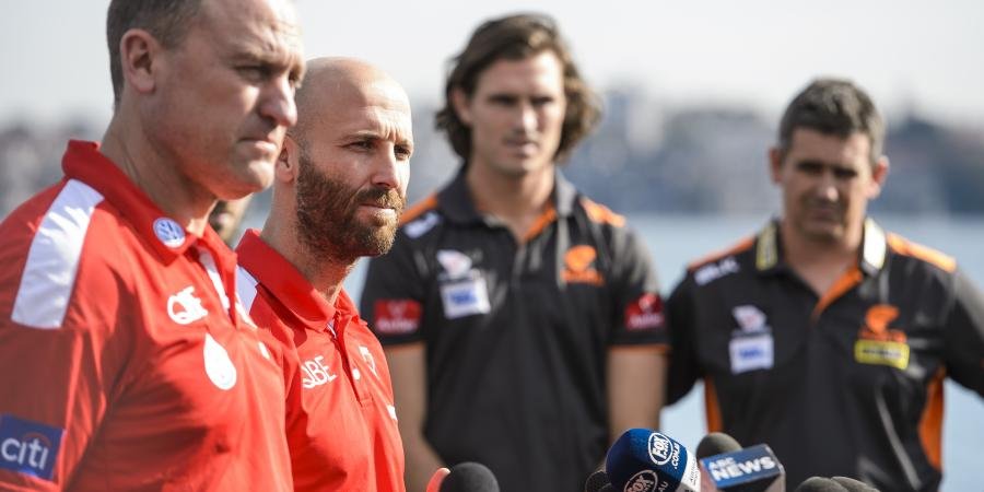 Longmire not surprised by Giants' AFL rise
