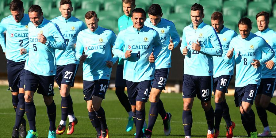 Socceroos ready for stern Iraq test
