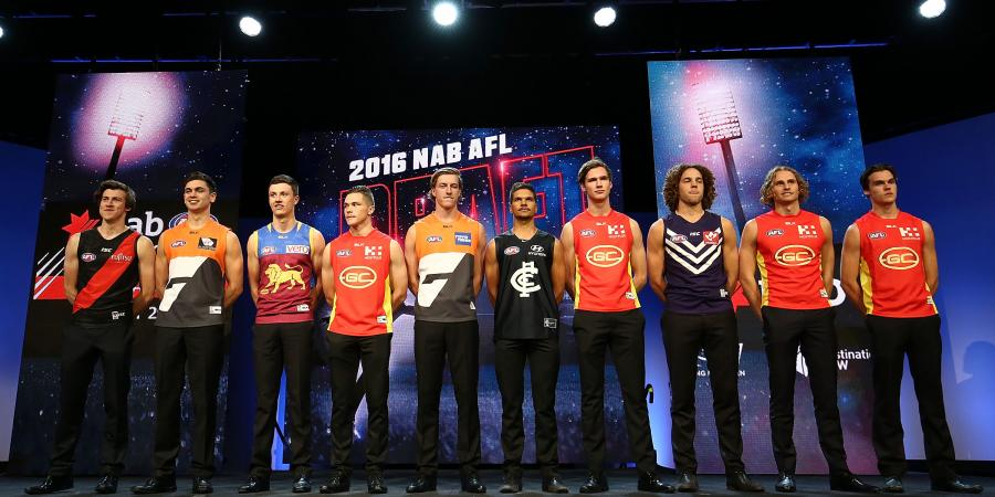 2016 AFL Draft Power Rankings - Winners and Concerns
