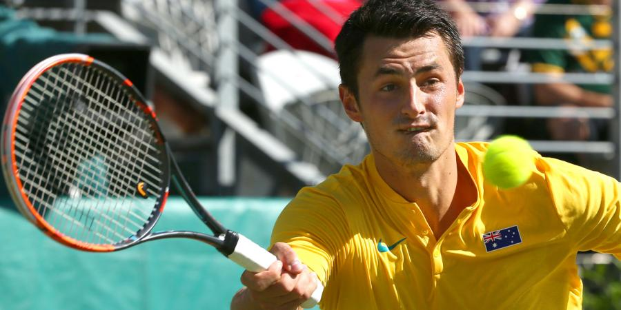 Bernard Tomic ready to crack top 10