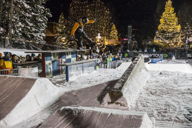 Dew Tour: Sharpe, Bellemare, Harlaut shine in streetstyle and slopestyle