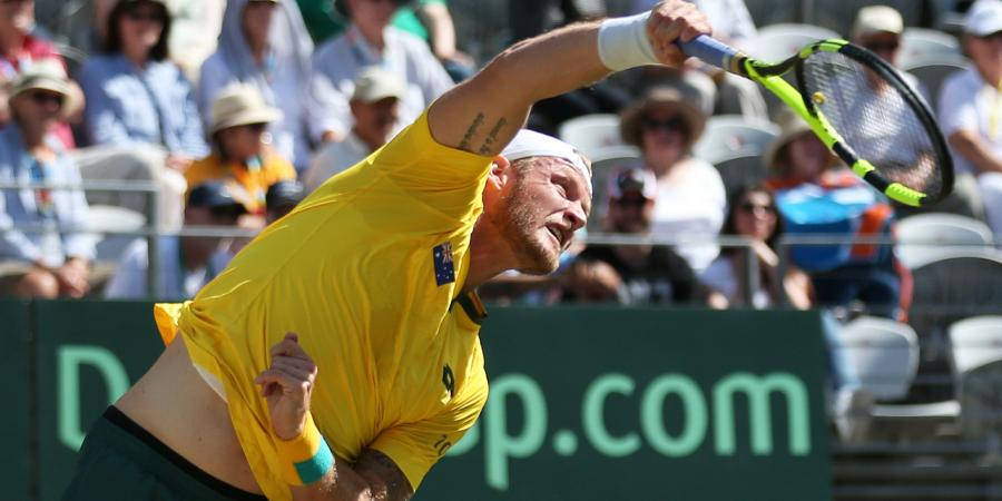 Groth out to earn Australian Open spot