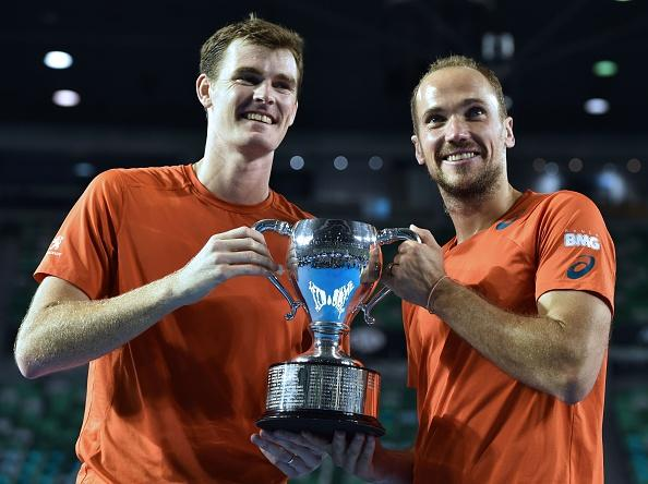 Brazilian Soares wins doubles double