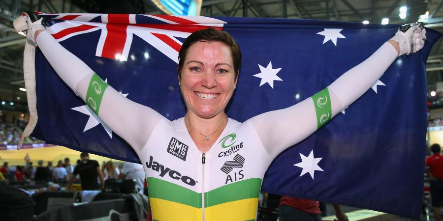 Meares hails sprint cycling depth