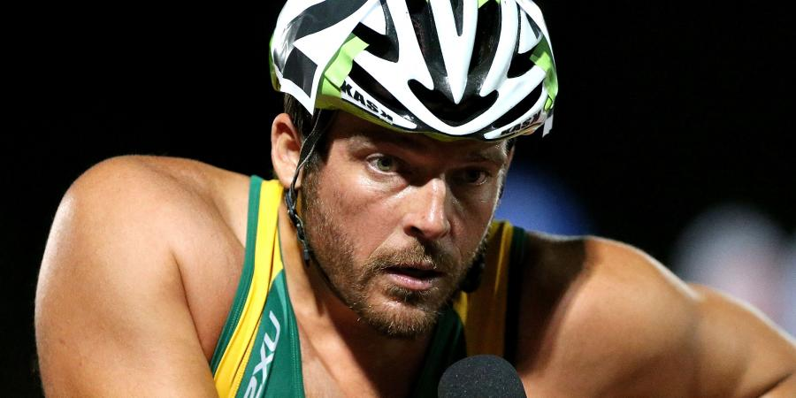 Rio Paralympics set to be Fearnley's last