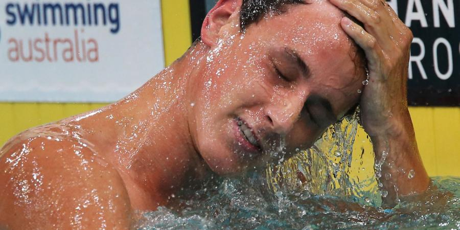 McEvoy on target going into swim trials