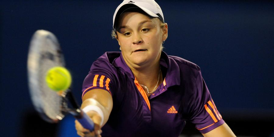 Tennis regains junior champ Barty