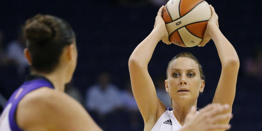 Aussie star Taylor set for WNBA swansong