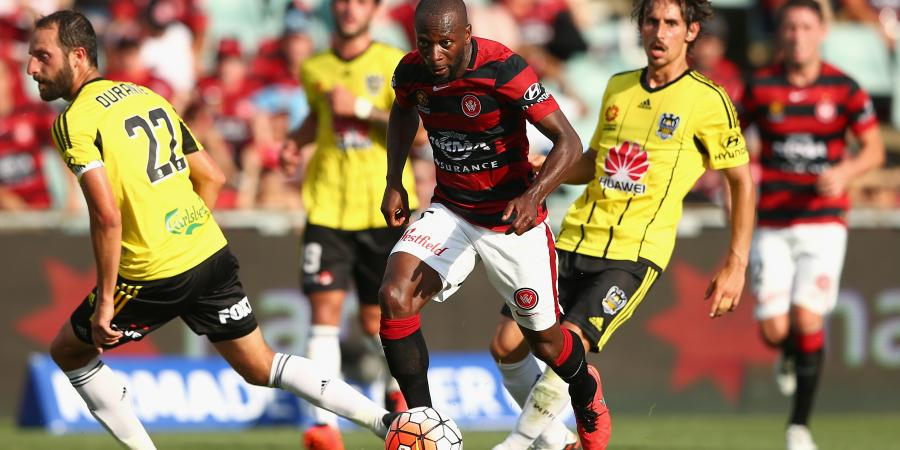 Four goal hero breaks Wellington's drought in stunning 5-2 rout of the Wanderers