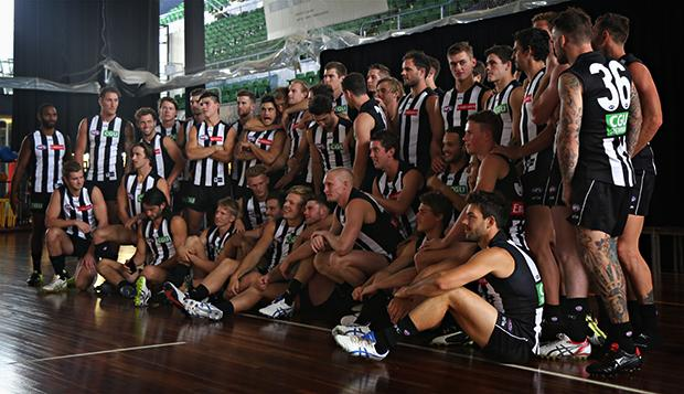 Collingwood intra-club match preview.