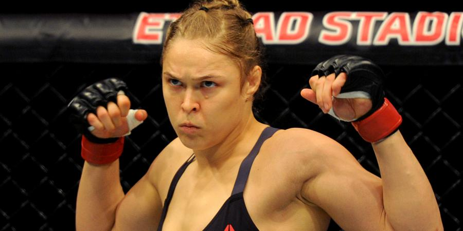 I contemplated suicide: Rousey