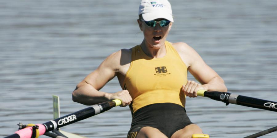 Hore to make Olympic rowing mark