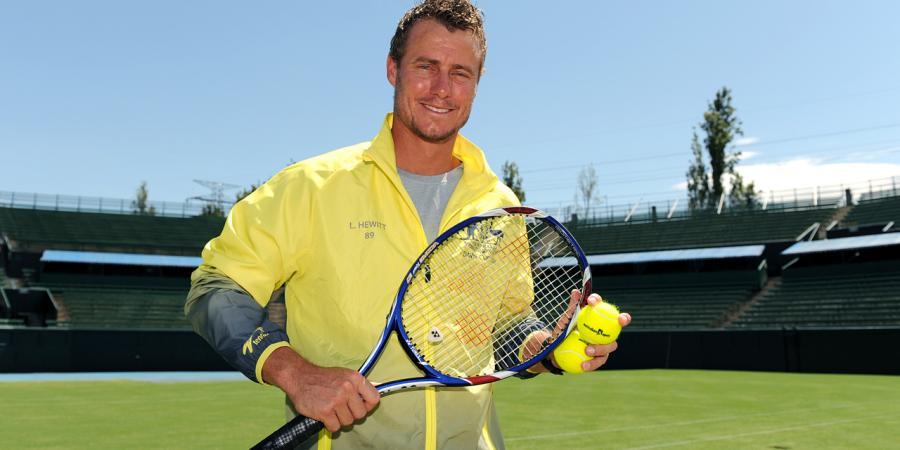 Hewitt calls in doubles No.1 Peers