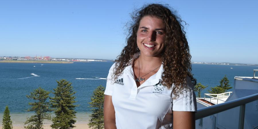 Fox heads Aust Olympic canoe slalom team