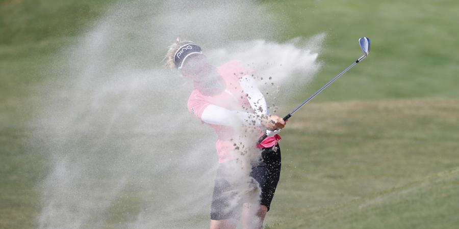Turnaround gives Shin Ladies Masters lead