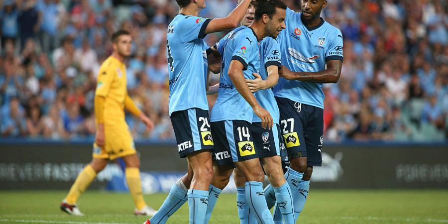 Smeltz to lead Sydney FC against hot City