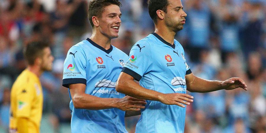 Sydney FC's Brosque out of City clash