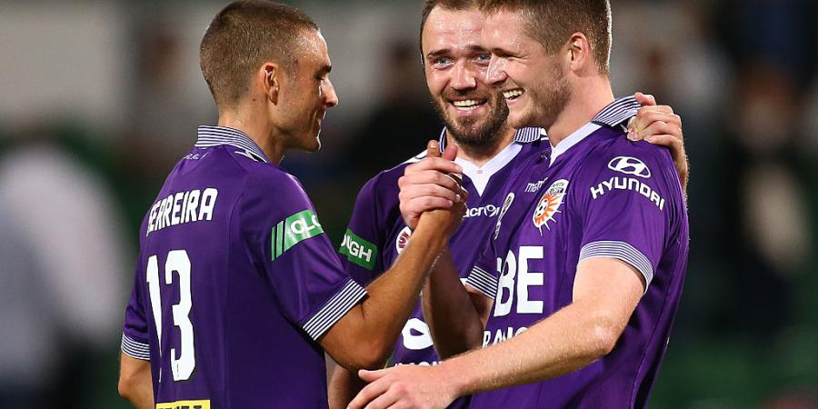 Glory youngster Grant holding his own