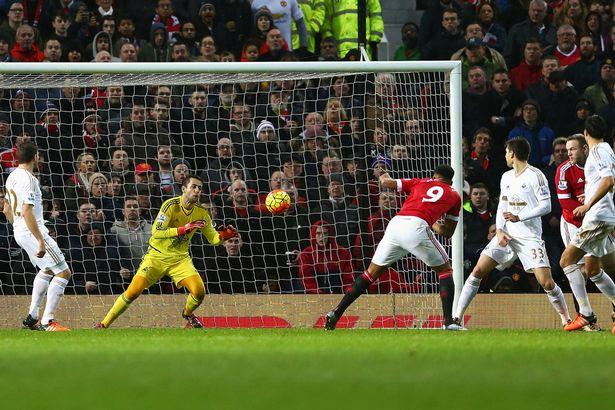 Manchester United vs Swansea: Manchester United Player Ratings