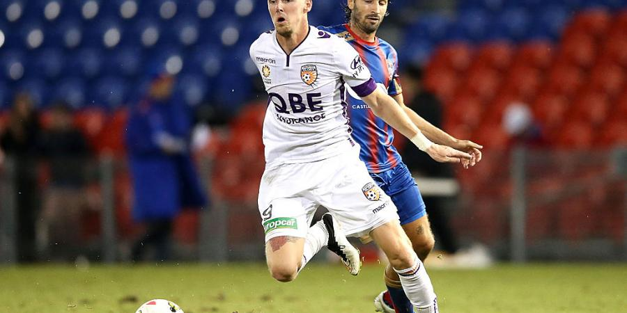 Andy Keogh on verge of Glory return