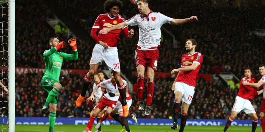 Manchester United vs Sheffield United: Manchester United Player Ratings