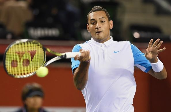 Injured Kyrgios expected to play Open