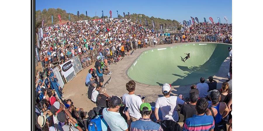 Bowlzilla Chile kicks off skateboarding season - Hawk, Schaar, Peres shine