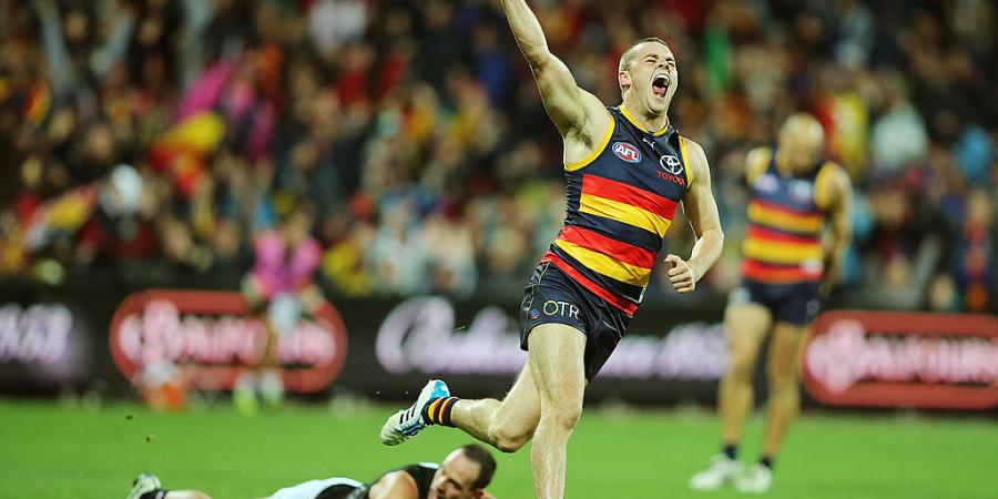 Crouch return has senior Crows excited