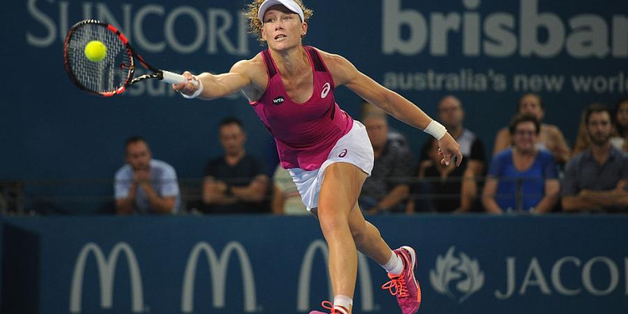 No excuses from Stosur after early exit