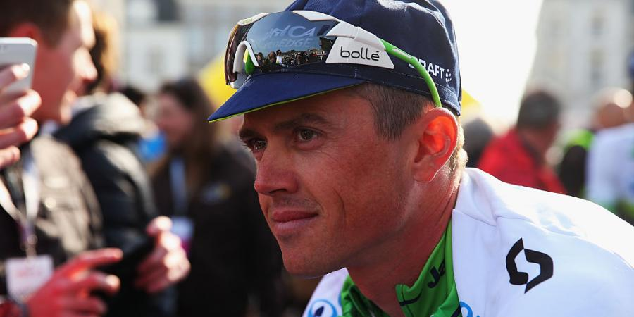 Gerrans returns to cycling form